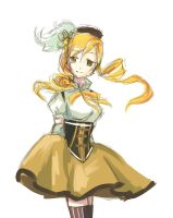 Mami Tomoe by My-Magic-Dream