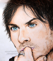 Ian Somerhalder by Xanachan90