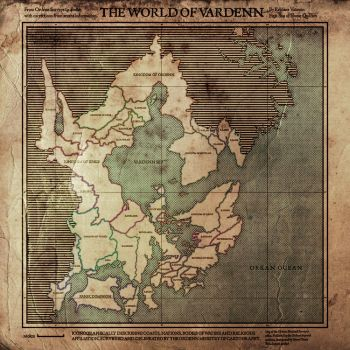 Current Work - Digital: World of Vardenn by DovahFahliil