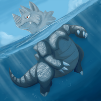 Rhydon used surf by shinyscyther