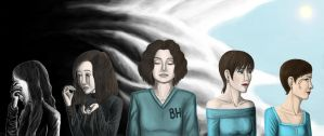 Road to Mental Stability by Izabeth