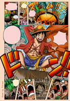 One piece 601 by Tio-san