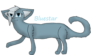 Bluestar (100 Warriors Challenge) by TheSlendermanIsHere