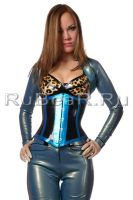Corset by latex-rat