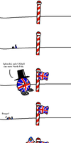 Polandball NorthPole by hansime