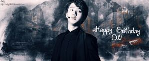 [ Free Size] HAPPY BRITHDAY D.O by Suby by Suby-2000
