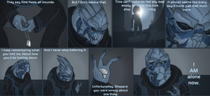 No Vakarian without Shepard by Wolf-Shadow77