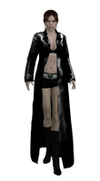 Gothic Claire by UndeadMentor