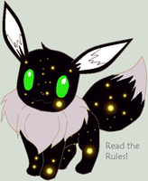 eevee for a friend by R2222