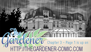 The gardener - Chapter 3 page 1 by Marc-G