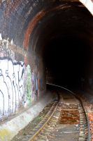Tunnel by titoune33