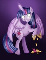 The End of Harmony: Twilight Sparkle by ThemisDolorous