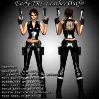 Early TRL Leather Outfit mod by HailSatana