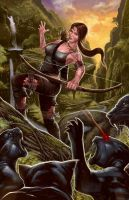 Tomb Raider Reborn: Against The Odds Part A of B by johnbecaro