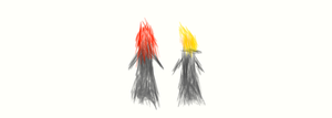 Axel nd Roxas by roxas431