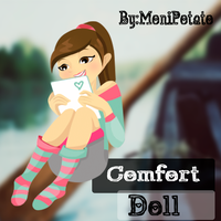 Comfort Doll By Moni Potato by MoniPotato
