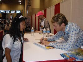 fanexpo crispin freeman4 by chuchino37