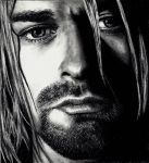 Kurt Cobain by Doctor-Pencil