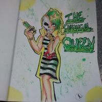 The Chemical Queen- HalfBeth by anonymous97