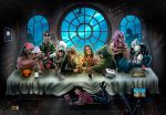 Dross Ultima Cena by mwtxstudios