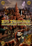 Big Thunder Mountain Railroad Teaser Poster by Batcroz