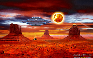 ALIENS: CHARIOT OF THE GODS by CSuk-1T