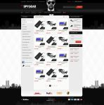 Spy Ecommerce by Pergair
