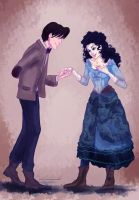 The Doctor's wife by viria13