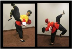 Ranma-Half: Kick it out by youmee400