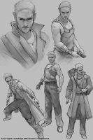 character concept sketch01 by kerko