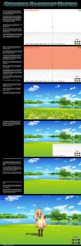 MMD Background Mattes Tutorial by Trackdancer