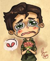 Sad Bolin is Sad by rue789