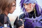 Caius and Noel Cosplay - No Words by Leon Chiro by LeonChiroCosplayArt