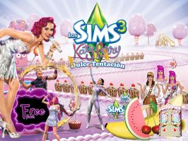 Pack de Katy Perry (JUEGO) by danperrybluepink