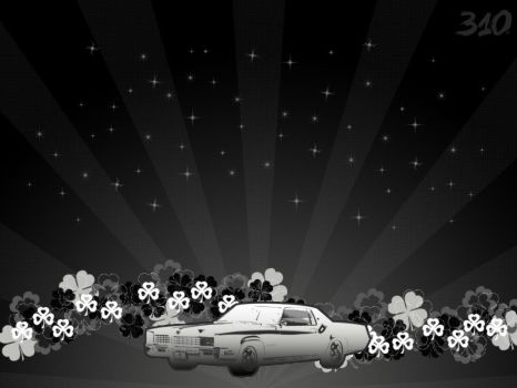 Lucky Night Vector by german310