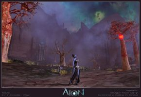 Brand New World - AION by Neyjour