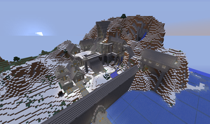 Minecraft Medieval: Nordic city by AVLead