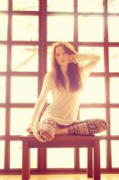 Ginger sun 1 by Luria-XXII