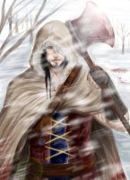 Within the Embrace of Winter by Lucastra
