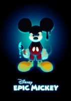 EPIC MICKEY by HikaruTajima1989