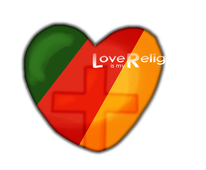 Love Is My Religion by pheonix93