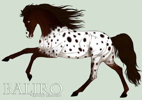 Custom Baliro Import - Weatherbroke-stables by kalmanen