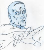 Dr.Manhattan by Atom303