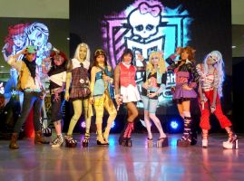 Monster High Philippines by dukesawolf