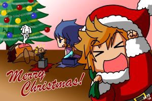 Merry Christmas 2010 by KimYoshiko