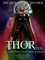 The True God of Thunder by Joran-Belar