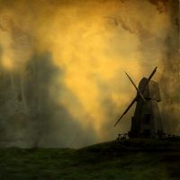 Windmill by Nitwitbrit
