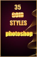 gold styles by Andrei-Oprinca
