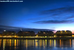 Morning in Budapest by bandesz99