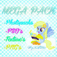 MEGA PACK (Closed) by NurPotterhead